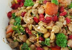 salata de linte verde