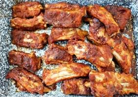 Coaste de porc la Crock Pot