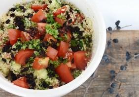 salata cu cuscus