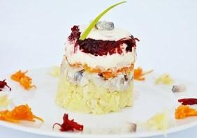 Salata ruseasca Şuba