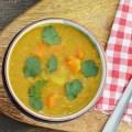 Supa de linte rosie cu curry