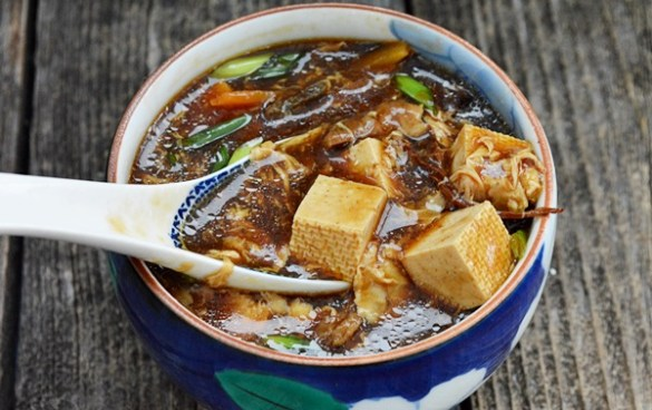 Supa chinezeasca iute acrisoara