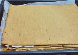 foi cu miere pentru prajituri