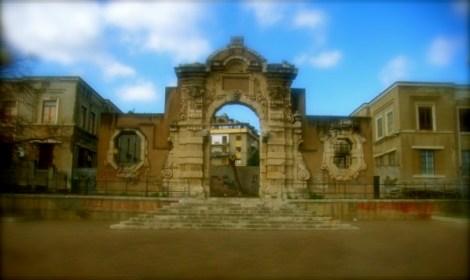 Porta Grazia - Messina