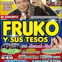 viernes 16 de junio de 2017: FRUKO Y SUS TESOS #GranSalon