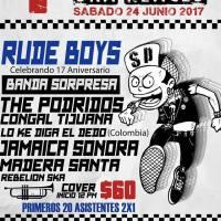 sábado 24 de junio de 2017: 4TO ANIVERSARIO SKA PLACES #ElChopito
