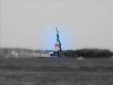 The New Colossus | Liberty Across the Harbor
