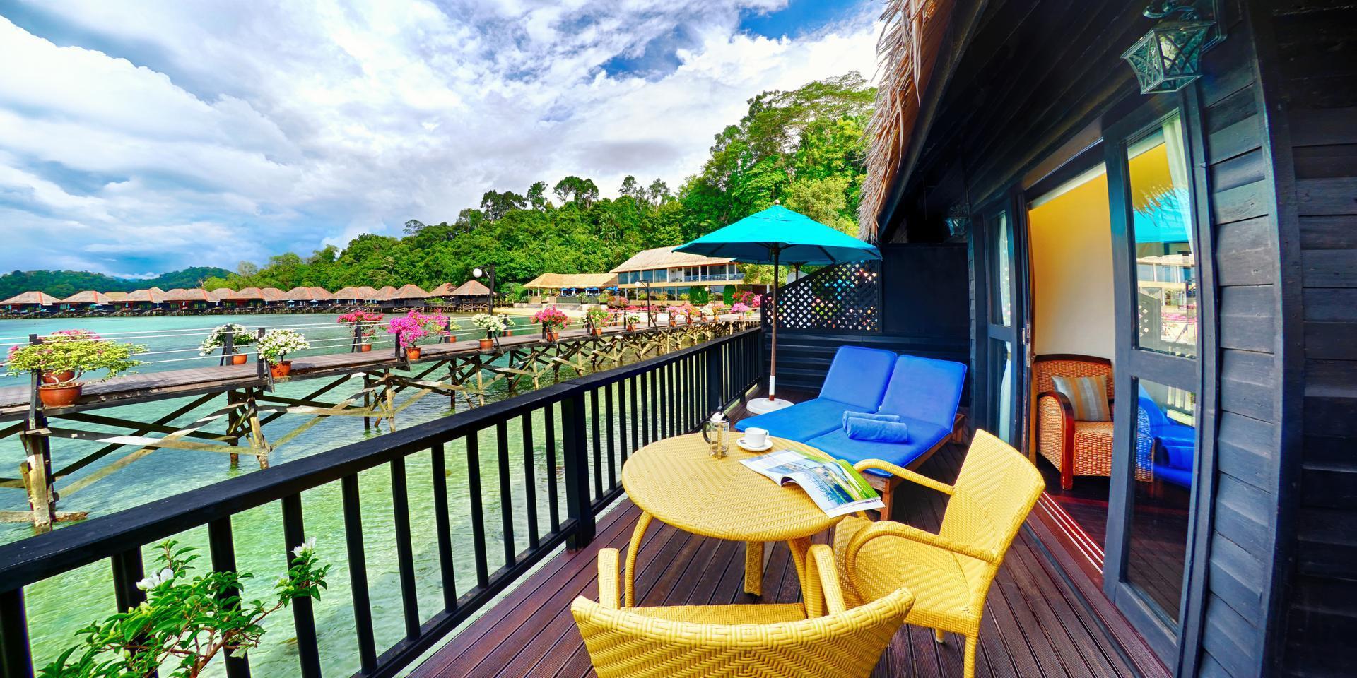 Gayana Marine Resort - Carter - Luksusowe podróże szyte na miarę