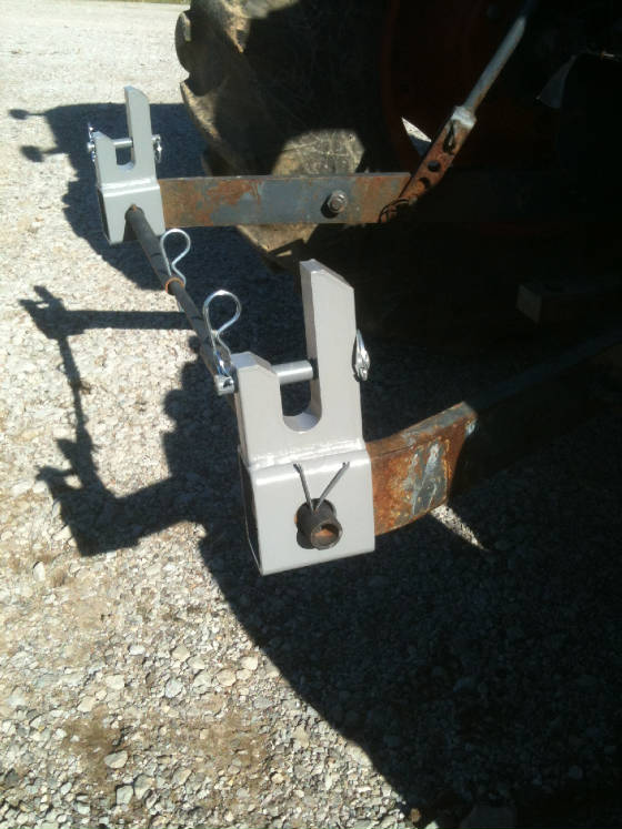 Easy Lift Hitch