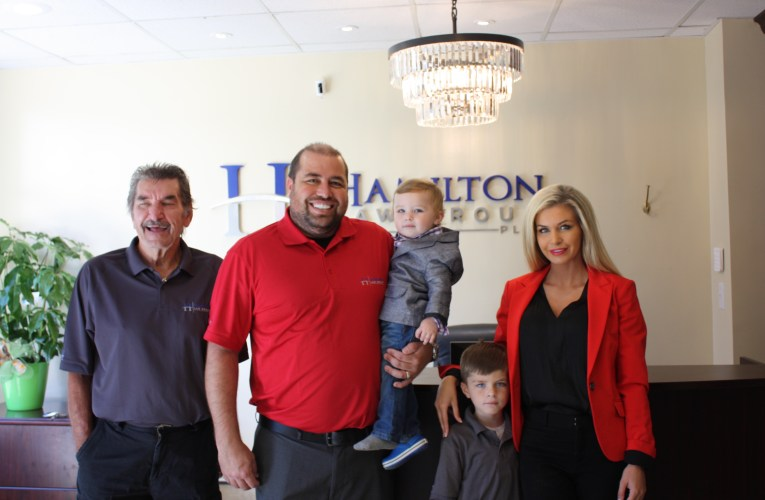 Coming Home: Hamilton Law Group opens Olive Hill office