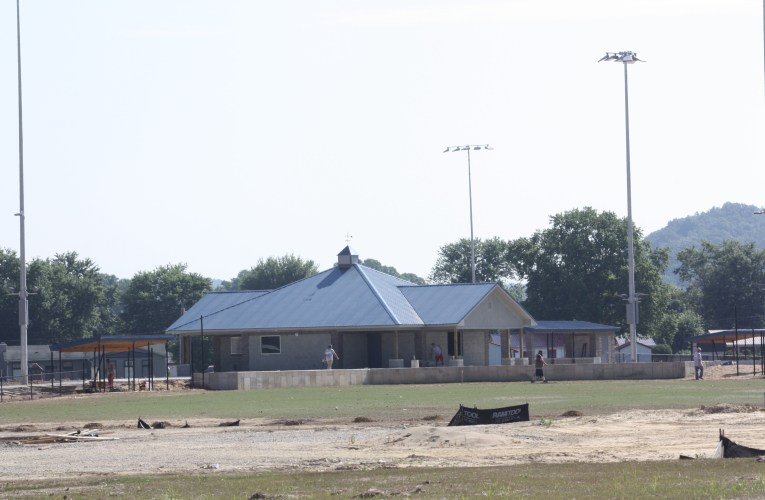 Park board eyes spring for sprayground install: Plans for future expansion