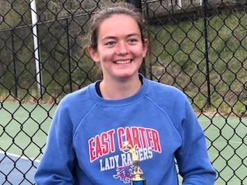 On a roll: East Carter girls tennis 10-1