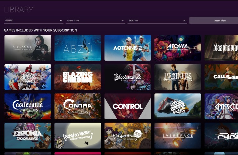 Late to the Game(s): Is Amazon's Luna streaming service the console killer?
