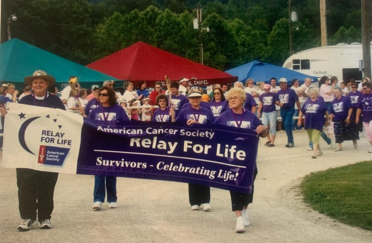Gearing up for Relay:Relay for Life is back in a different form