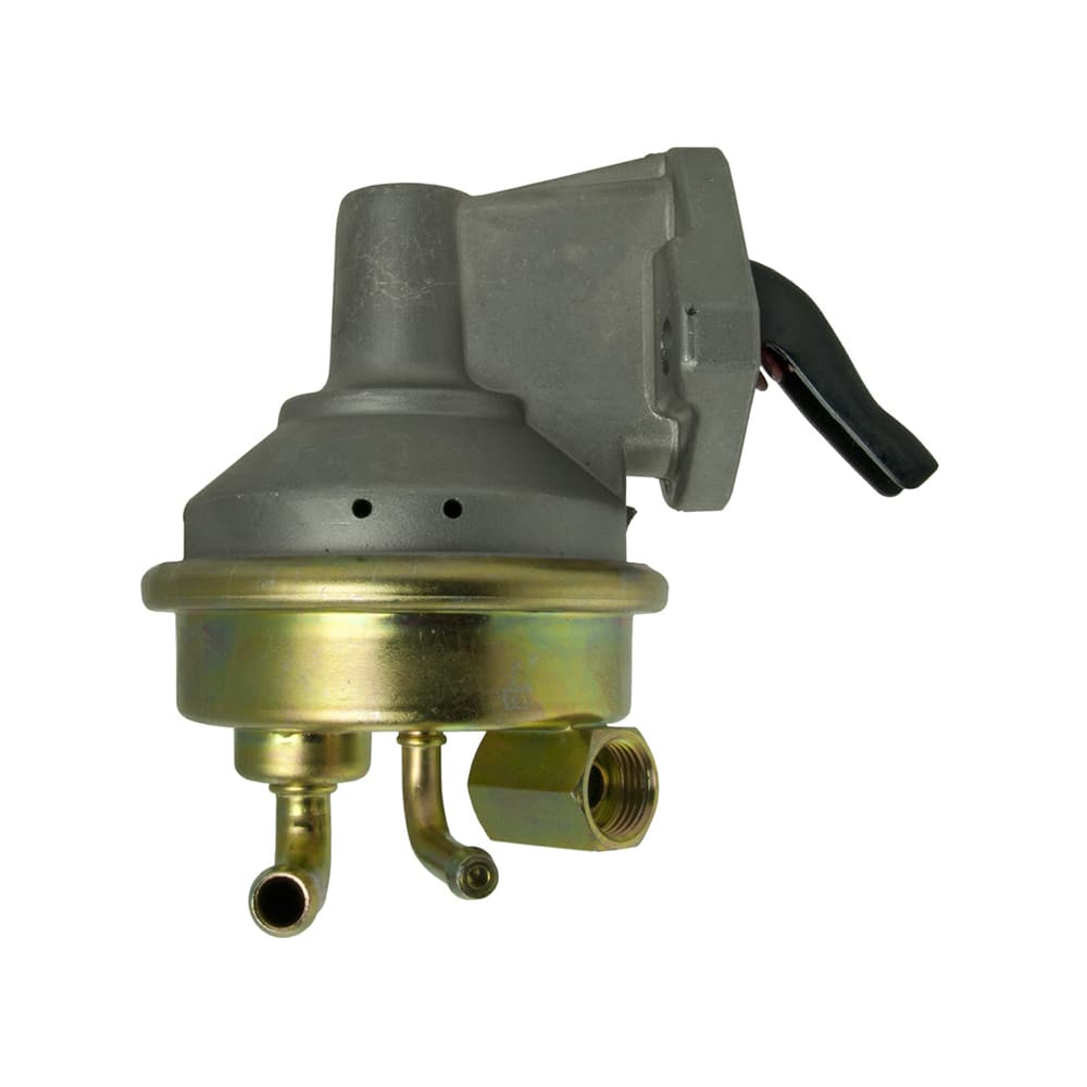 hight resolution of mechanical fuel pumps