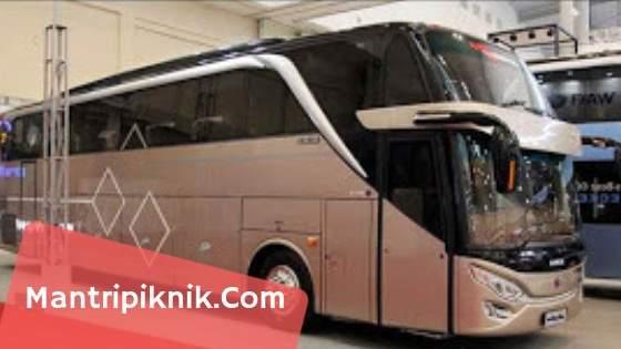daftar harga sewa bus pariwisata Madiun terbaru 2019 murah dg pilihan bus medium / besar SHD. mau liburan/piknik nyaman hub 081232170202 Dhany tour rent car