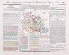 Carte originale du Puy de Dôme