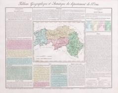 Carte originale de l'Orne
