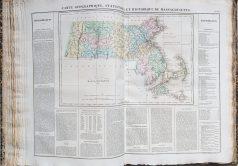 Atlas ancien des Amériques