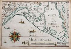 Carte Marine ancienne