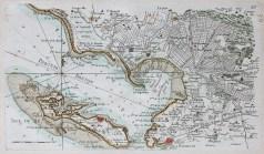 Carte marine ancienne de l'Ile de Ré