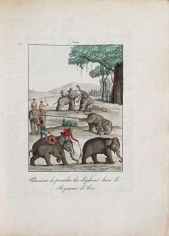 Birmanie - Monténégro - Antique prints