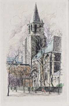 Saint Germain des Près