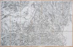 Carte ancienne de La Bresse - Cassini