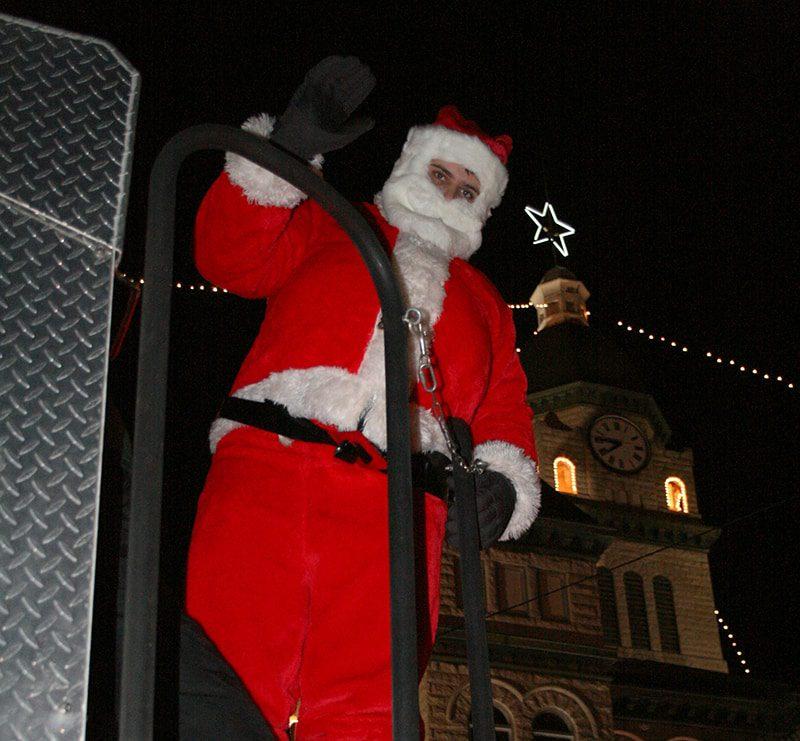 Carthage Christmas Parade 2020 Carthage Christmas parade on tap for Dec. 7 | Carthage News Online