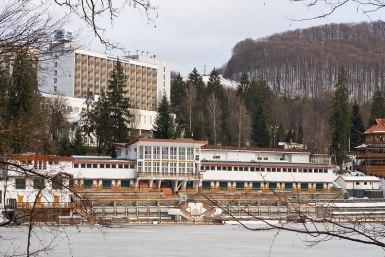 Hotel Danubius, Sovata
