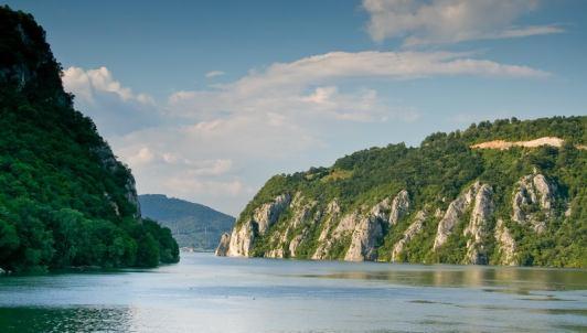 Defileul Dunarii - Cazane