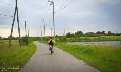Bicicleta- soc - maci si natura la Manastirea Tiganesti_26