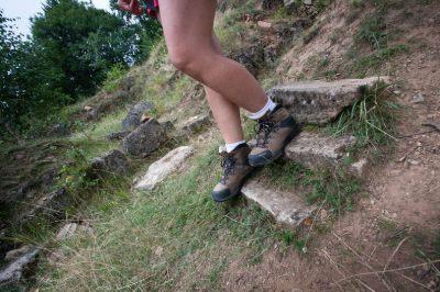 Trepte in timp - Cetatea dacica de la Capalna