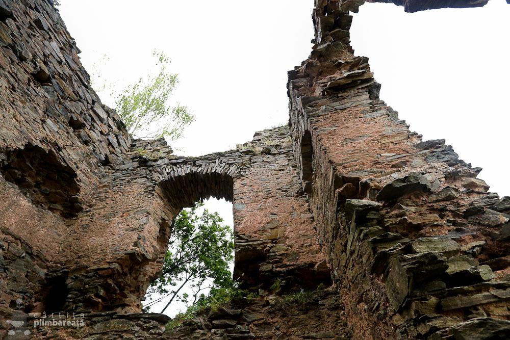 Castelul din Carpati sau Cetatea Colt