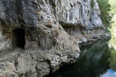 Cheile Nerei_Podu Beiului_Canton Damian_La Carlige_Catunul lui Vogiun_Izbucul Iordanului_Lacul Dracului_007