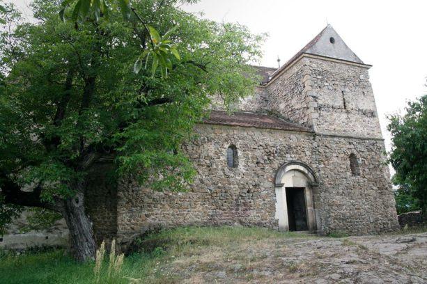 Biserica din cetate - Cetatea Cisnadioara