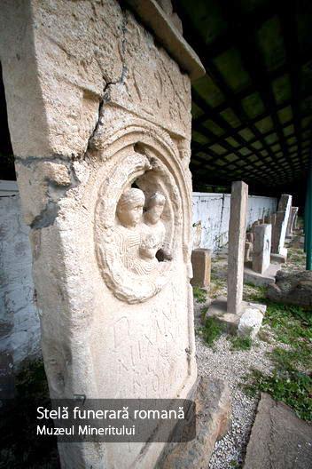 Stela funerara romana, Muyeul Mineritului