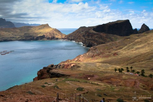Casa do Sardinha si Baia d'Abra - Peisaj superb si trasee sigure - Madeira - Peninsula Sao Laurenco