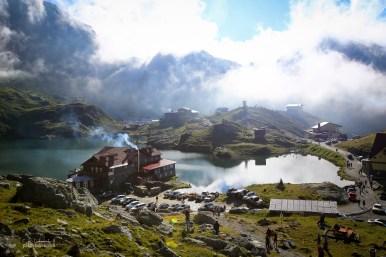 Lacul si Cabana Balea - Fagaras 2