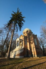Capela Stanta Treime - Palatul Stirbei - Buftea
