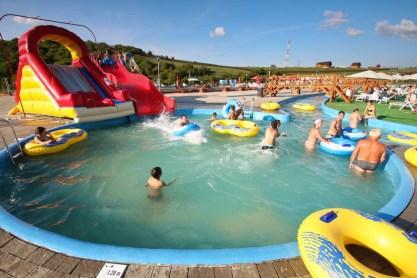 Parcul balnear Baile Figa - Beclean 109