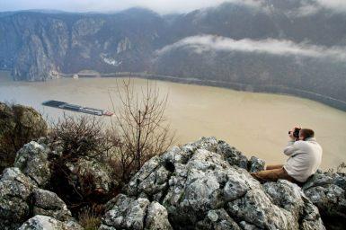 Pe Ciucarul Mare - Cazanele Dunarii