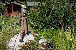 omuletul de lemn - Pensiune Camping Gyopar