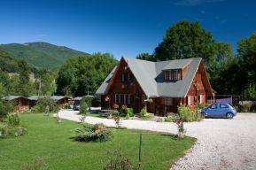 Pensiunea - Pensiune Camping Gyopar