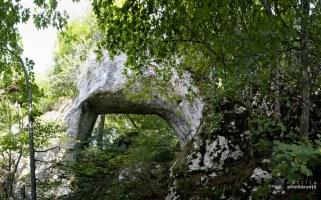 Poarta Zmeilor si Pestera Poarta Zmeilor - Culmea Bedeleului - Muntii Trascau_06