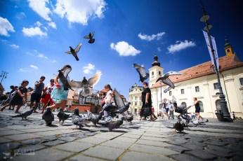 Sibiu - Piata Mare