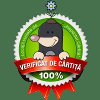 Locatie 100% verificata de Cartita