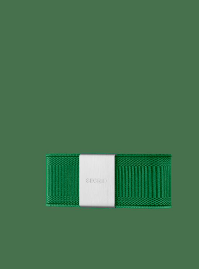 Secrid - Cardprotector - Money band - Collezione 2021 - Green - Cartoleria Rossi Mantova dal 1927