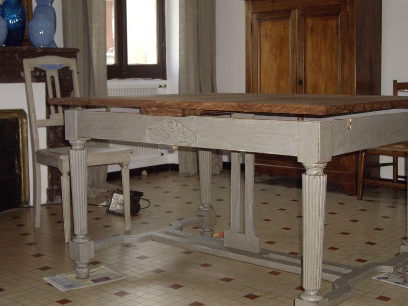 Table et Patine  Carton et Patine
