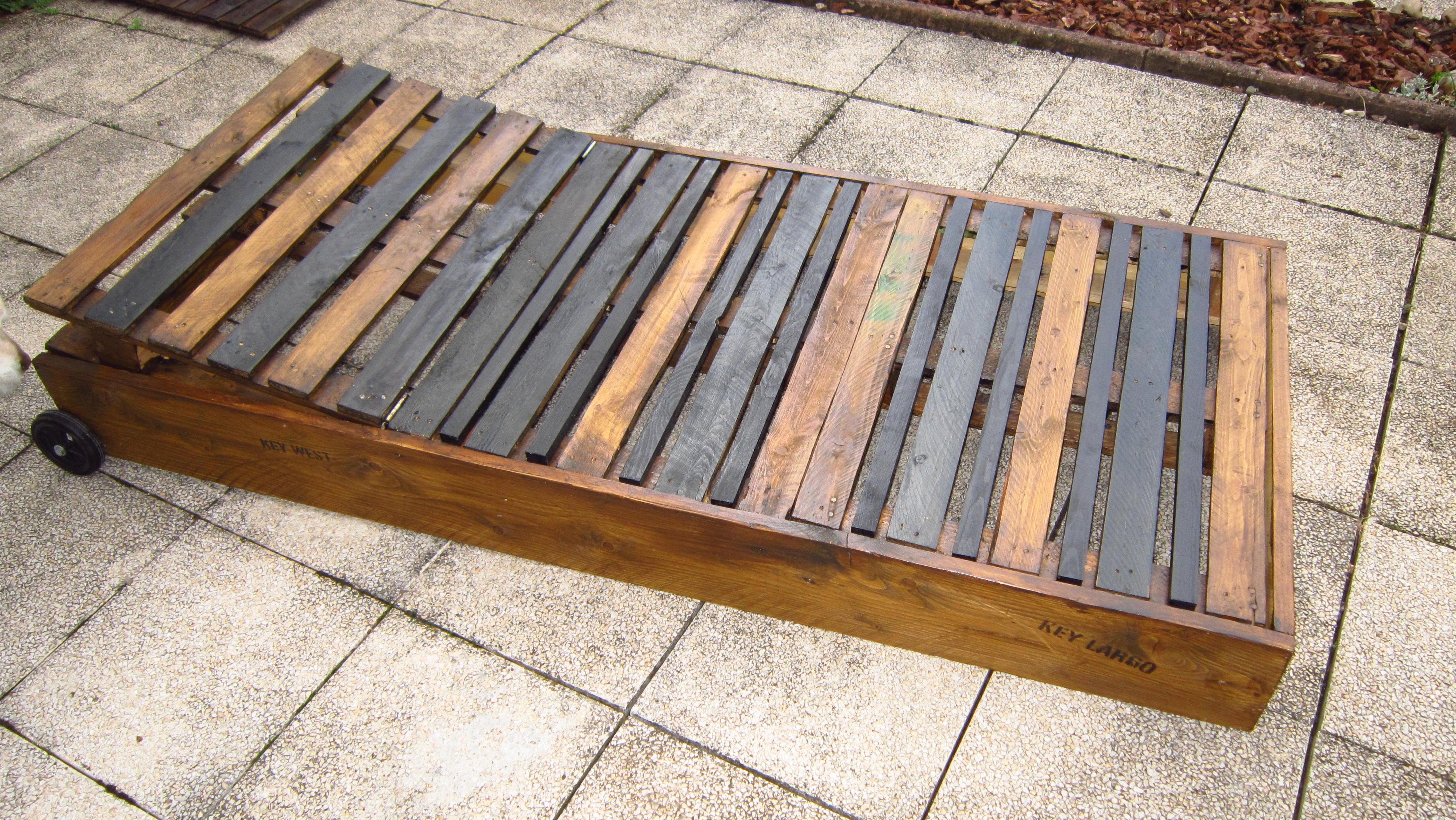 un meuble en palette facile cartonrecup